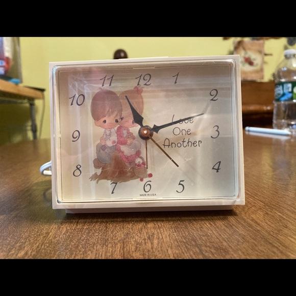 Precious Moments Clock
